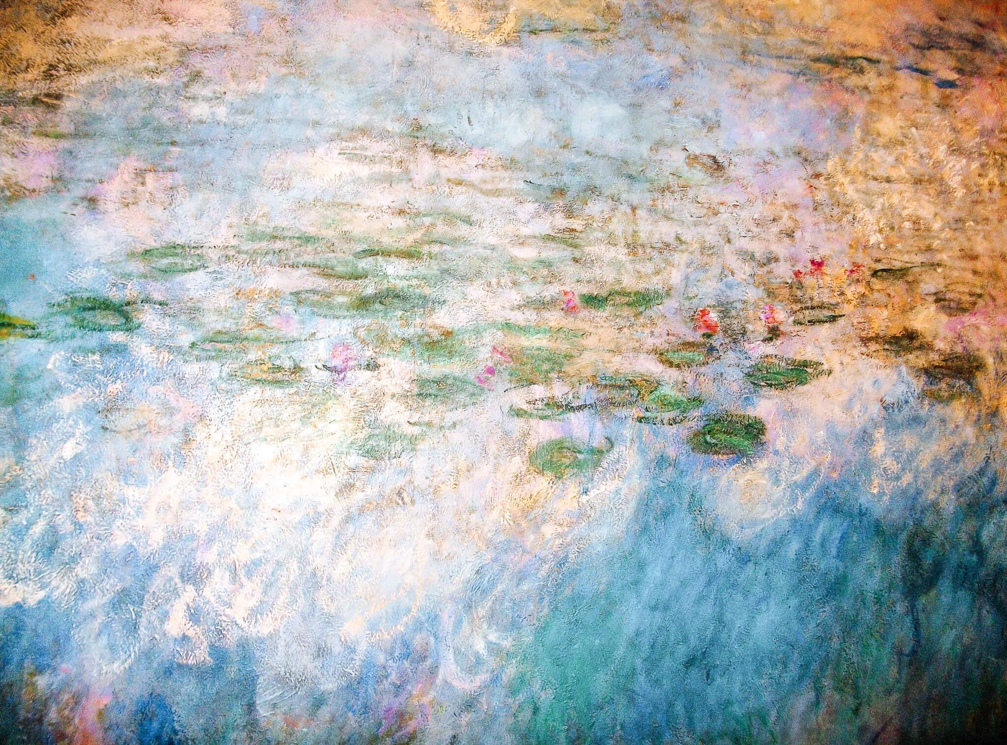 Monet au MoMa