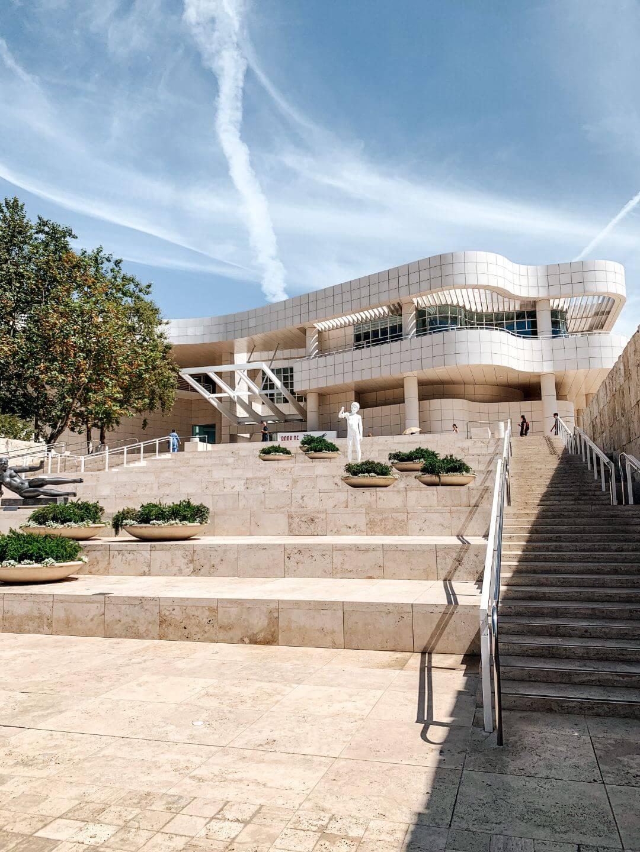 Getty Center à Los Angeles