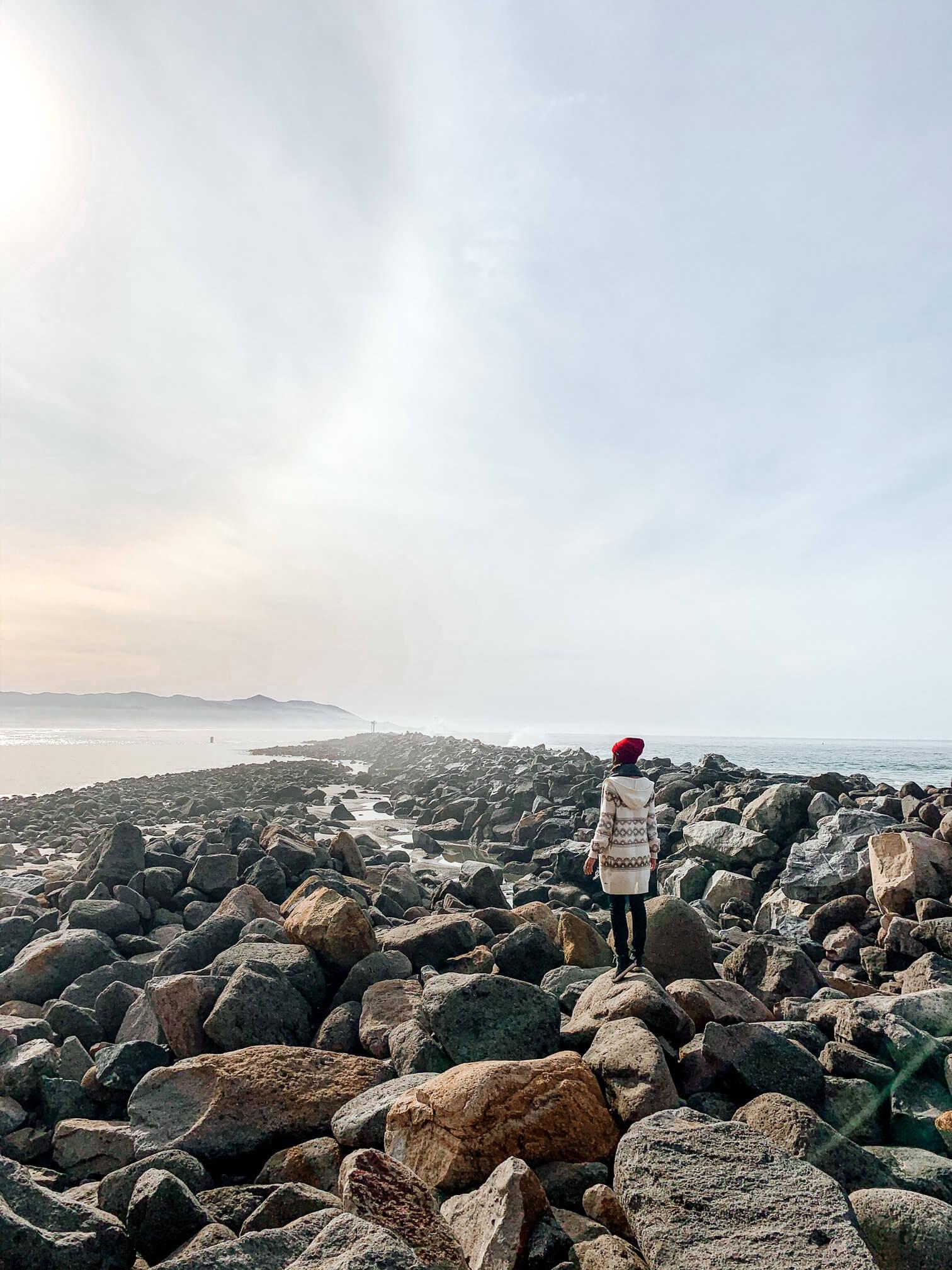 Vivre aux Etats-Unis - Moro Bay en Californie
