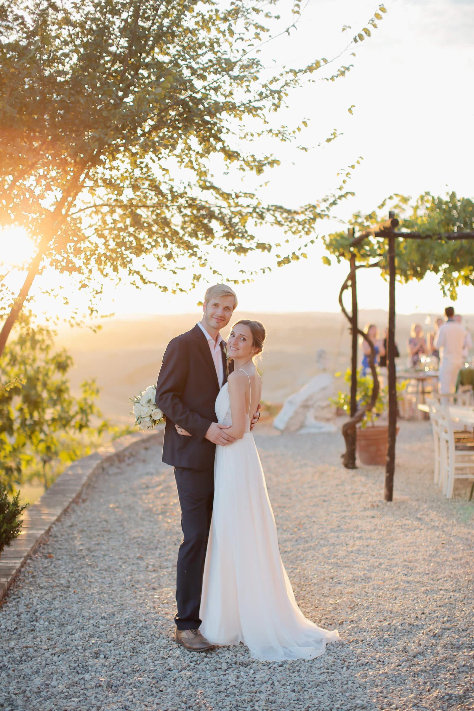 Organiser un mariage en Italie
