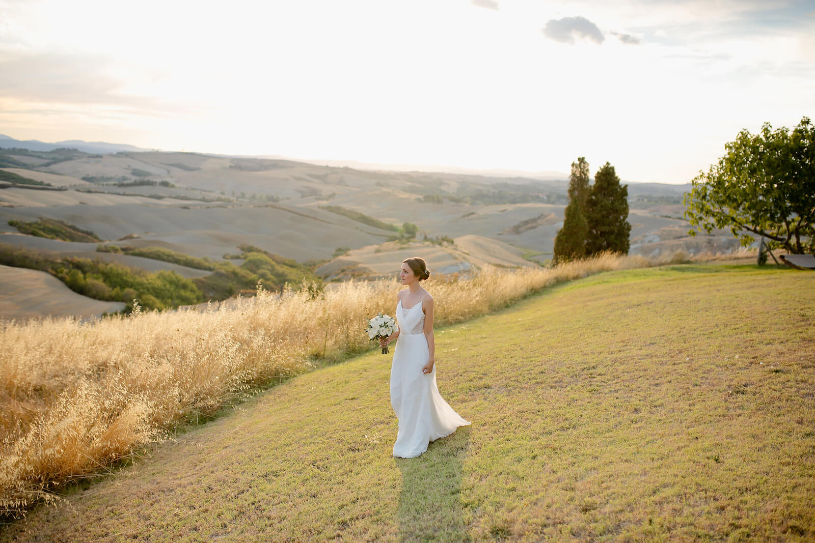 Mariage en Toscane