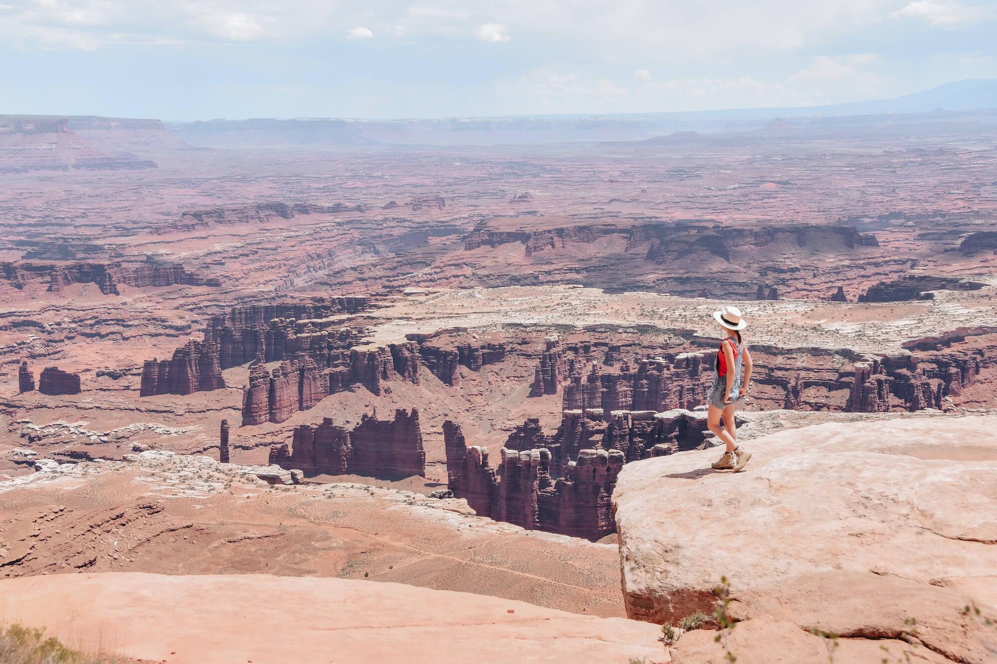 Canyonlands aux USA