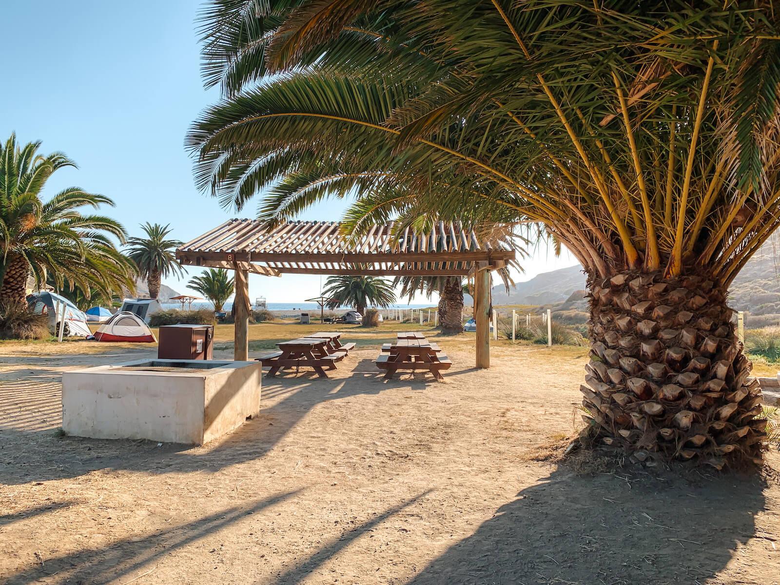Plus beau camping à Little Harbor Catalina Island