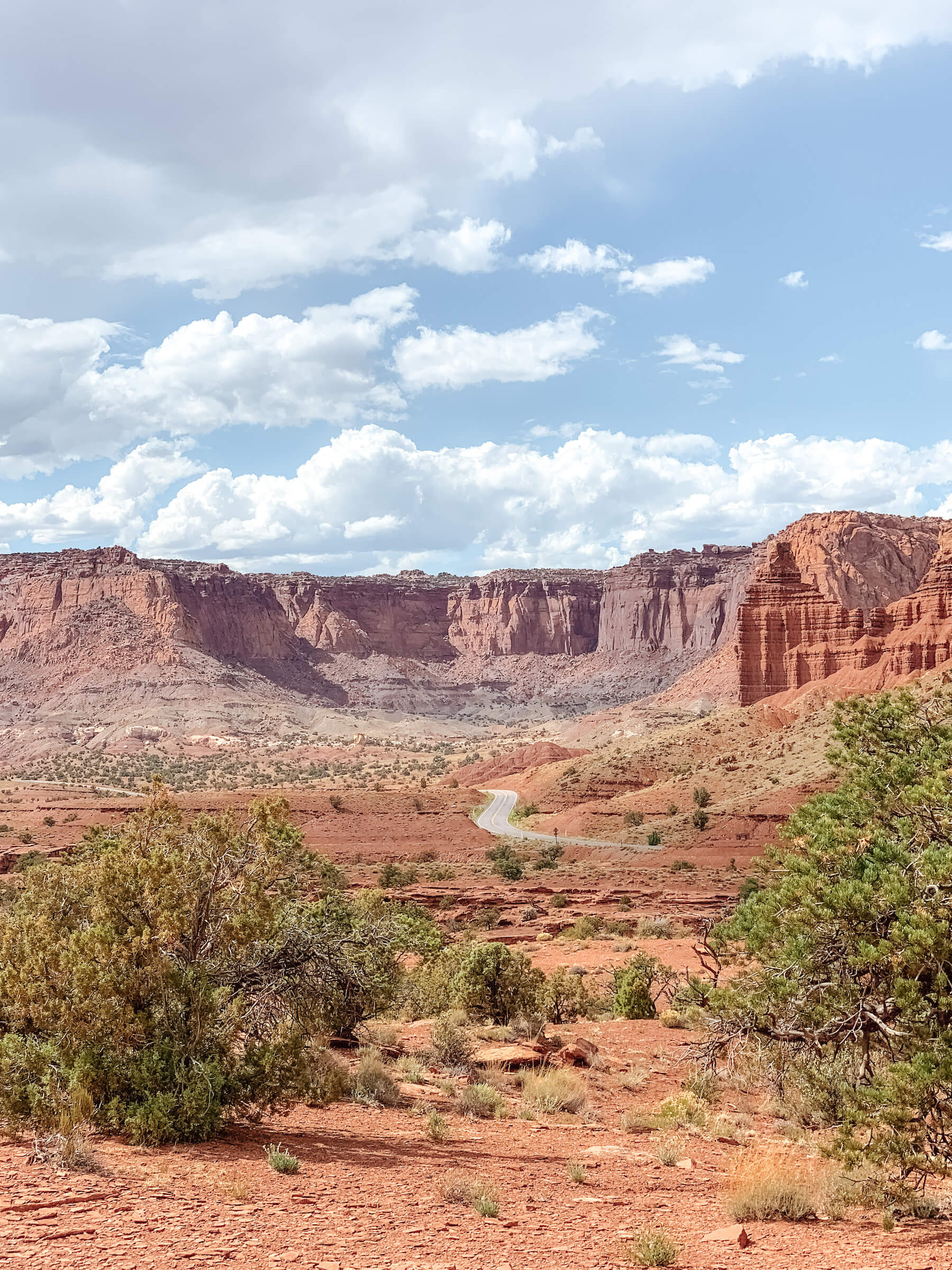 Capitol Reef - Road trip Ouest USA