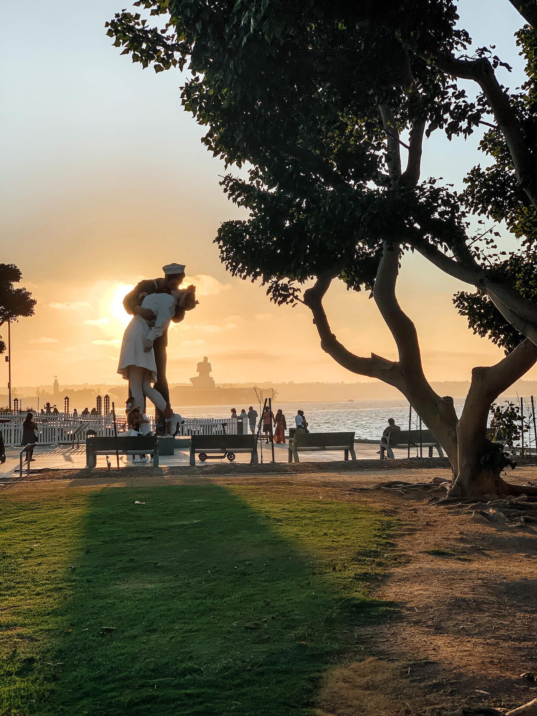 San Diego - Road trip Ouest USA