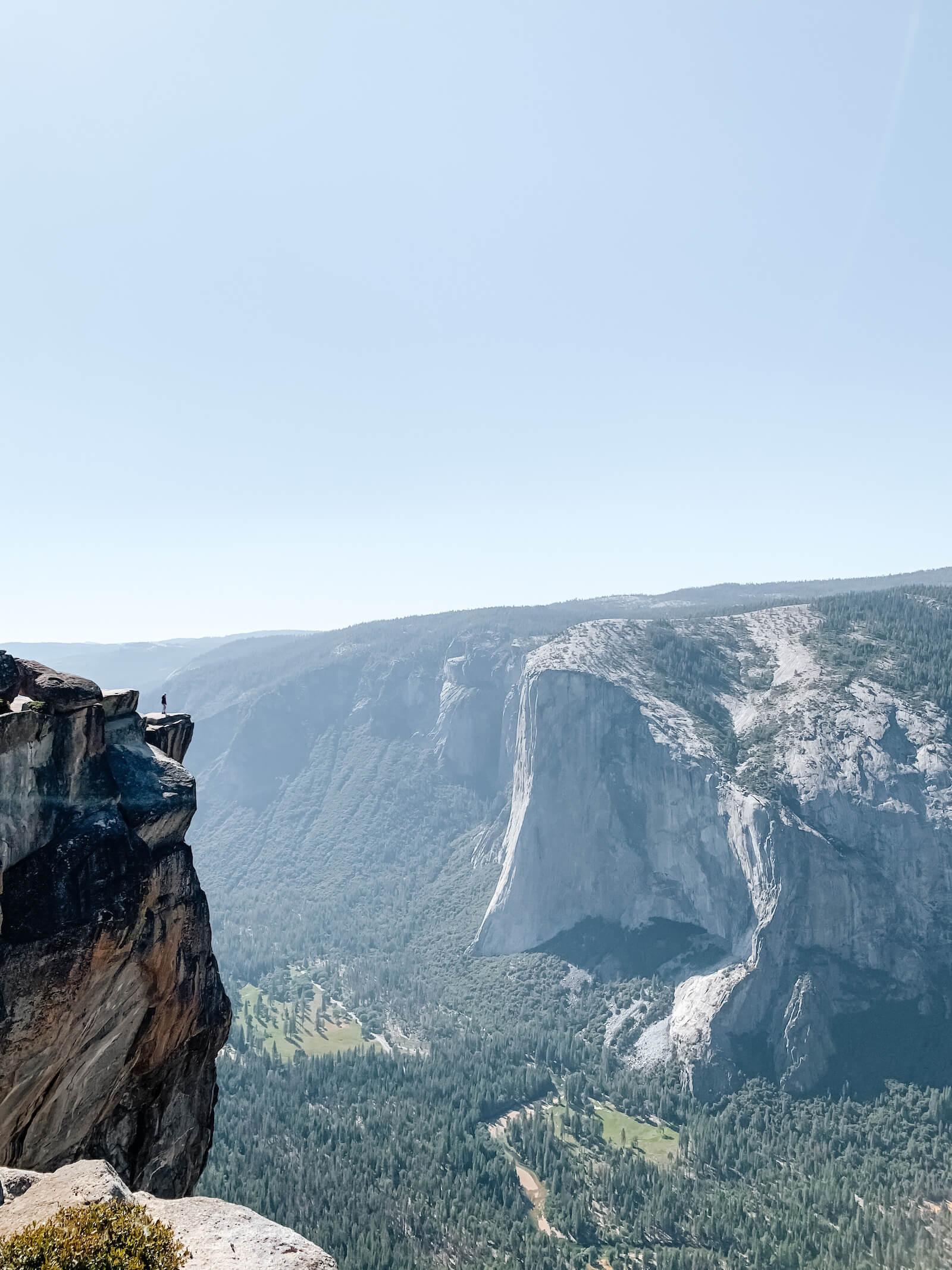Yosemite National Park - Les points de vues