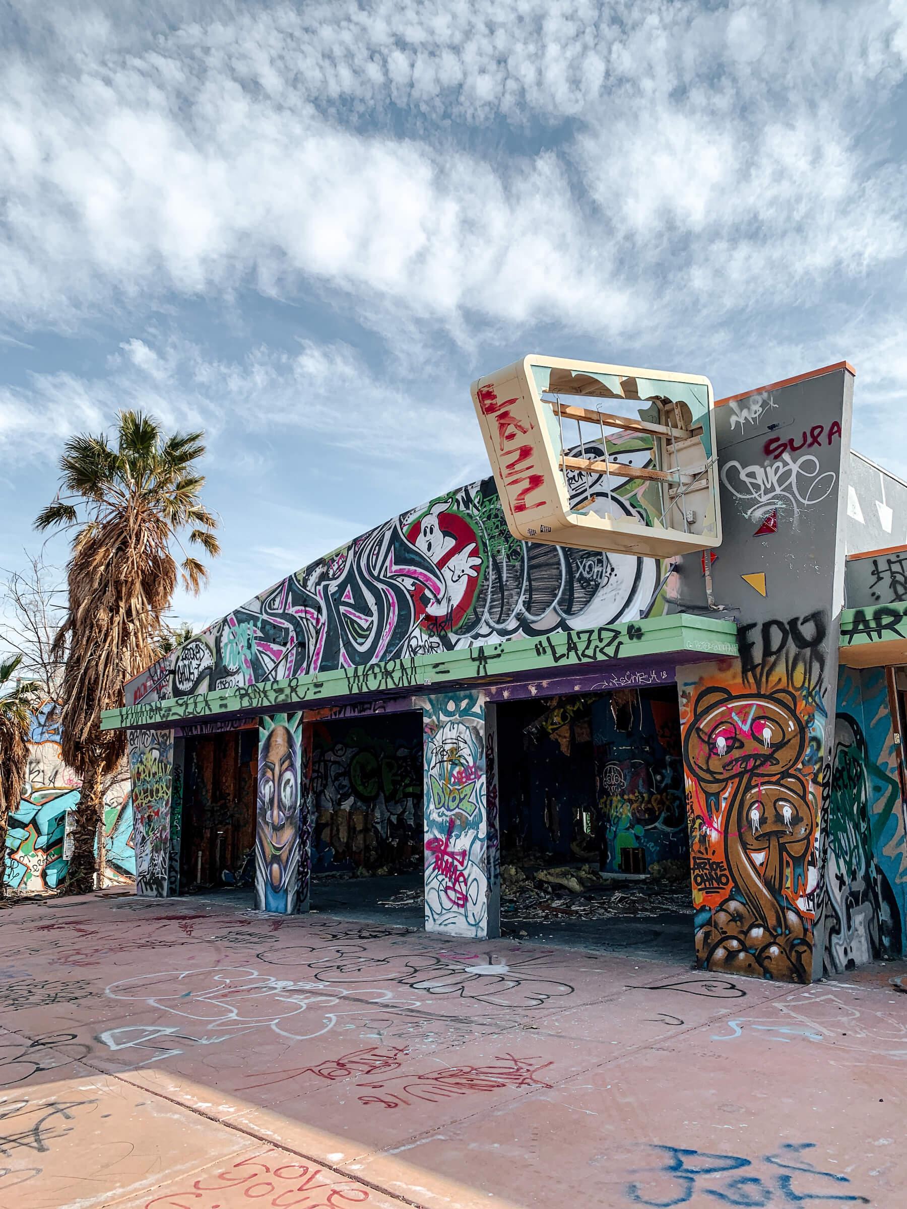 Rock-A-Hula Waterpark - méconnus incontournables Los Angeles - voyage en Californie