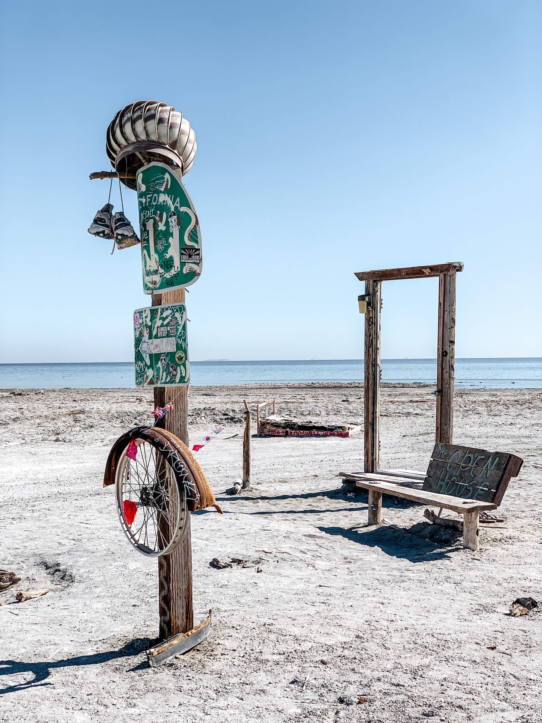 Salton Sea - méconnus incontournables Palm Springs - voyage en Californie