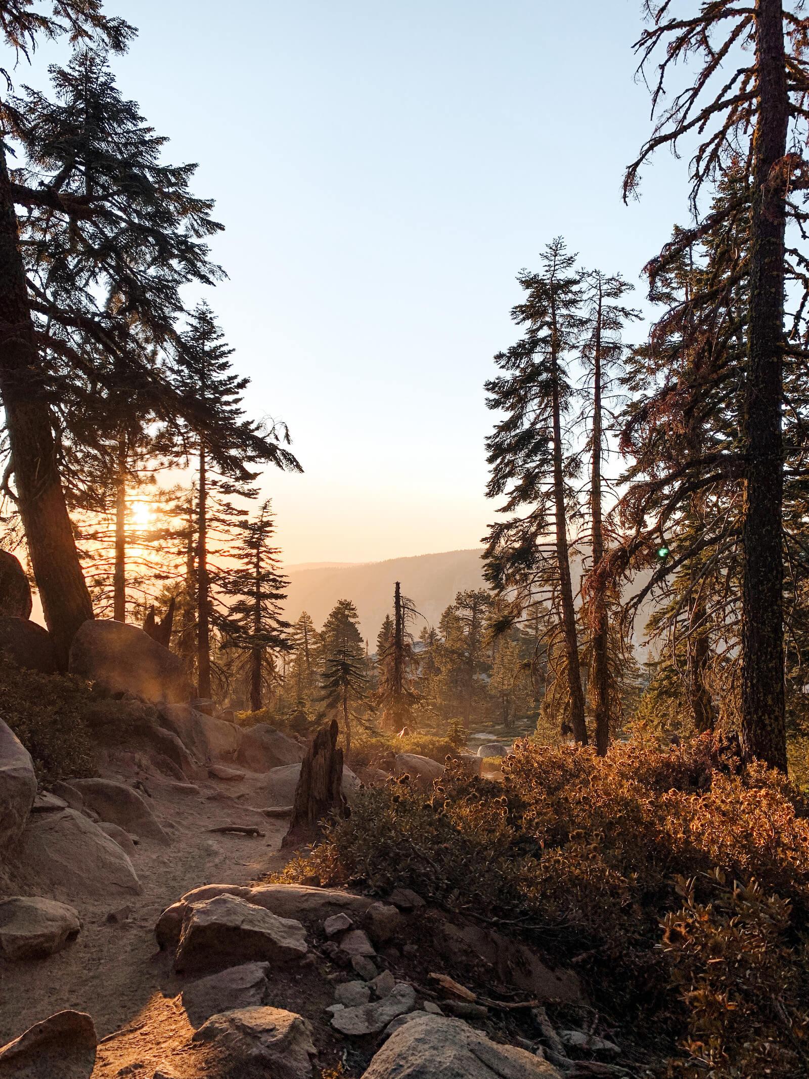 Yosemite National Park - meilleure saison pour y aller